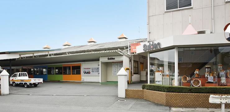 Nara Factory / Nara Warehouse