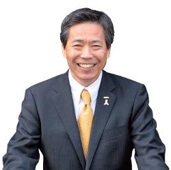 代表取締役社長 川合雄治